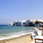 Island Hopping from Andros to Mykonos Island: Little Venice