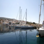 Best villages in Andros: Batsi